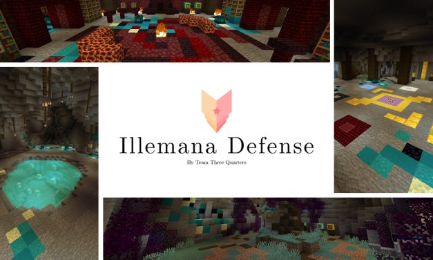 [Map] Illemana Defense – 1.16.2