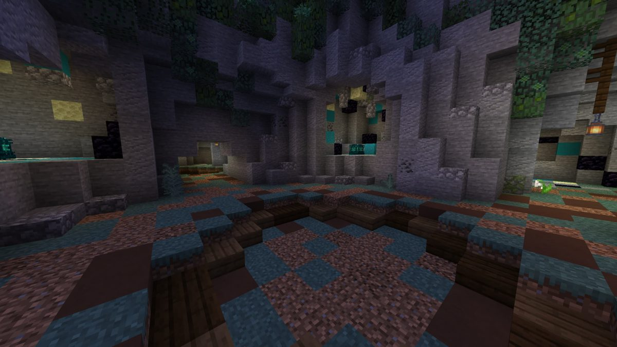 Map Minecraft Illemana Defense commencement des sages