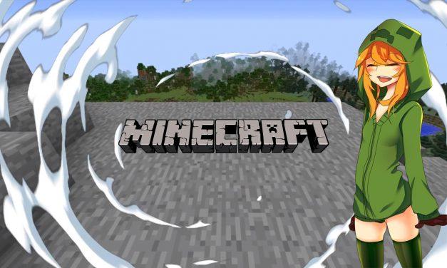 Vidéo – Si Minecraft avait une intro d'Anime