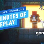 Minecraft Dungeons : 13 minutes de gameplay