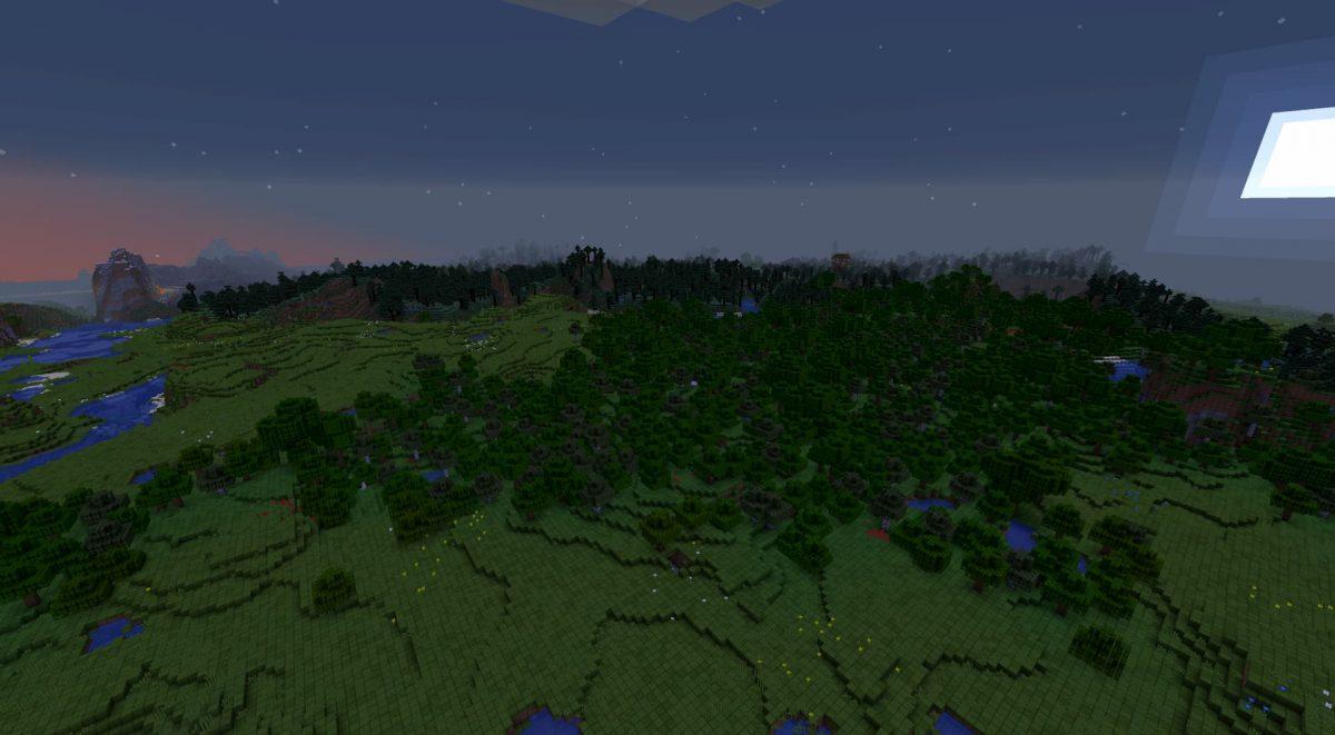 oCd pack de textures minecraft vanilla forêt