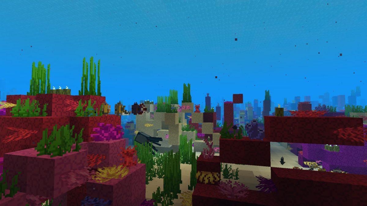 Pack de Textures Bares Bones : Barrière de corail