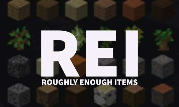 [Mod] Roughly Enough Items – 1.13.2 → 1.16.5