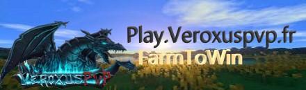 top serveur minecraft pvp faction veroxus