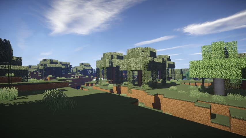 soartex invictus pack texture minecraft foret et shader