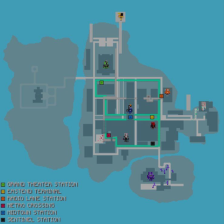 Superheroes Map Minecraft Bedrock : Carte