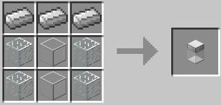 Mod Minecraft Ultimate Car Voiture Véhicule recette split tank