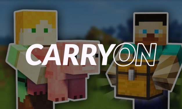 [Mod] Carry On – 1.10.2 → 1.14.4