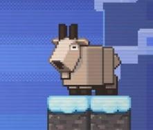 Mise à jour biome montagne : Chèvre