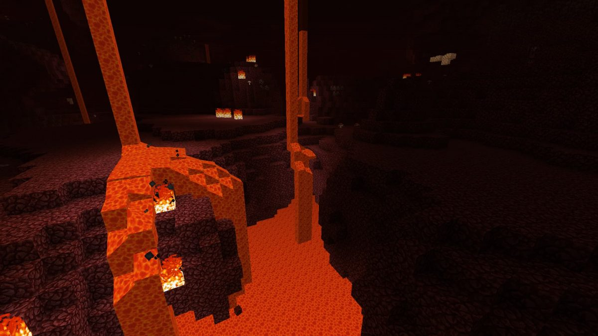 Coterie craft pack nether