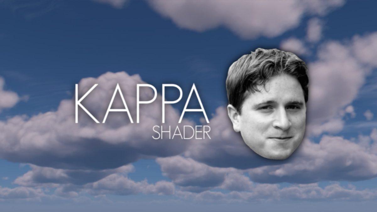 kappa shader