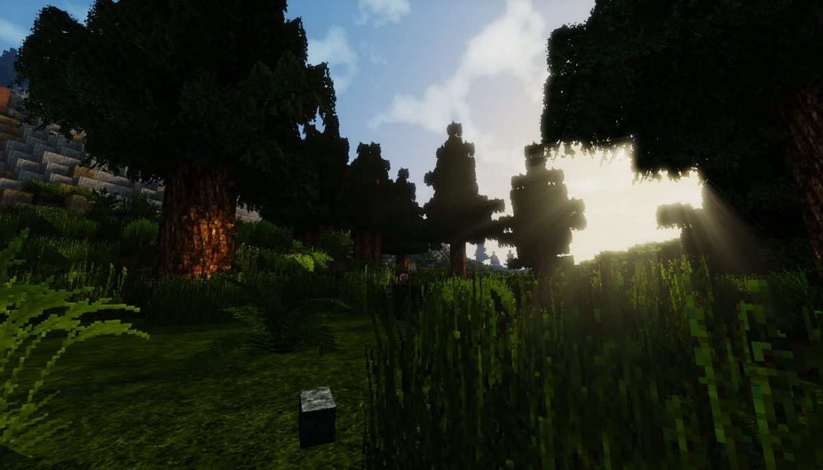 LB Photo Realism Resource Pack Minecraft Shaders