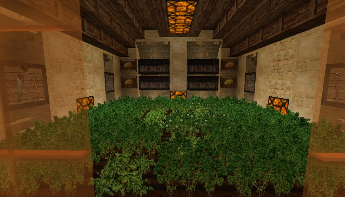 LB Photo Realism Resource Pack Minecraft patates