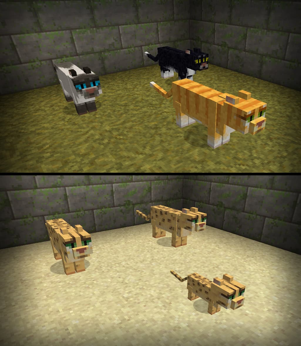 lithos core pack de textures minecraft chat