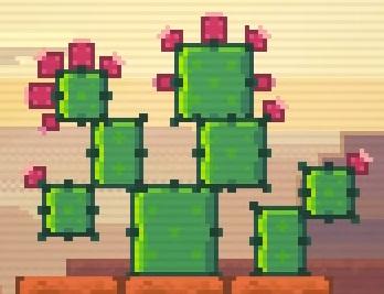 mise à jour cactus badlands