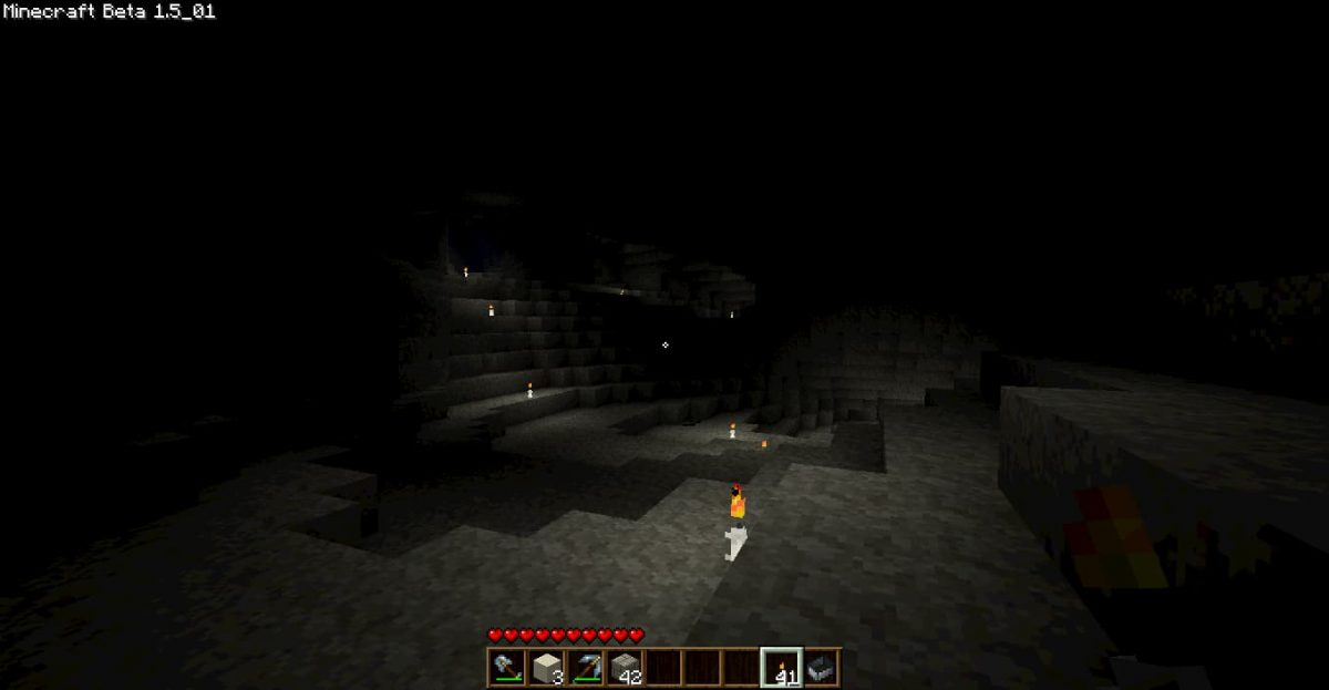 map minecraft terre earth cave
