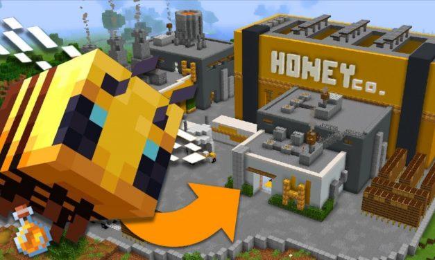 [Map] Usine à miel tenue par des abeilles – 1.15