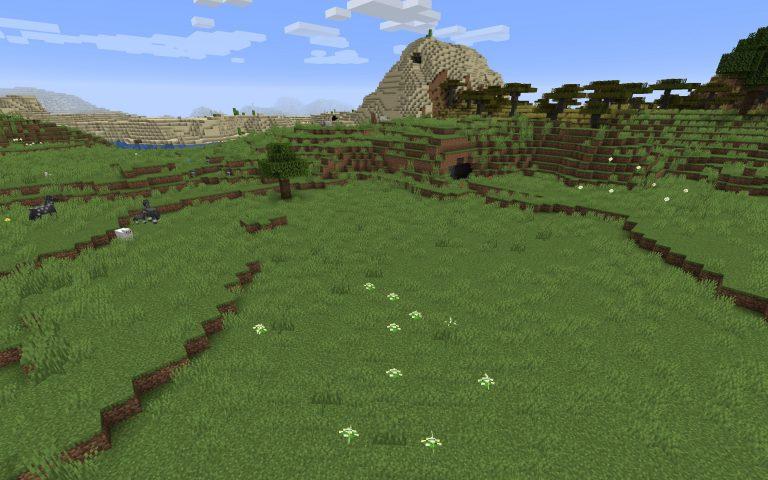 Meilleur Seed Minecraft 1.14 : Ferme plaine