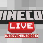 Intervenants communautaires de la Minecon Live 2019