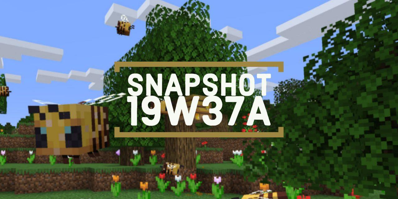 Minecraft 1.15 : Snapshot 19w37a – Parité et Bugs