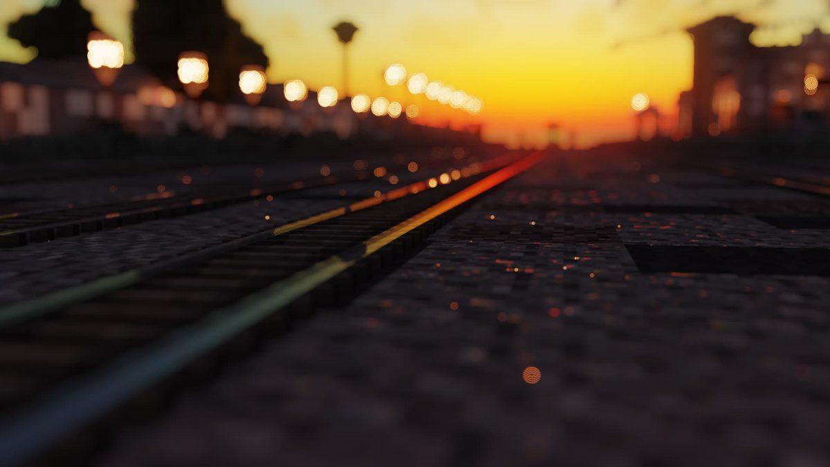 Oceano Shaders chemin de fer