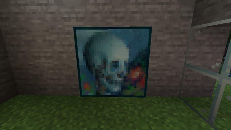 trou dans un mur pour porte cachée étape 3