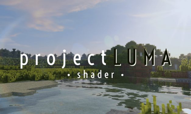 projectLUMA Shader