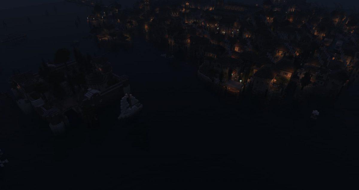 projectLUMA Shader : De nuit