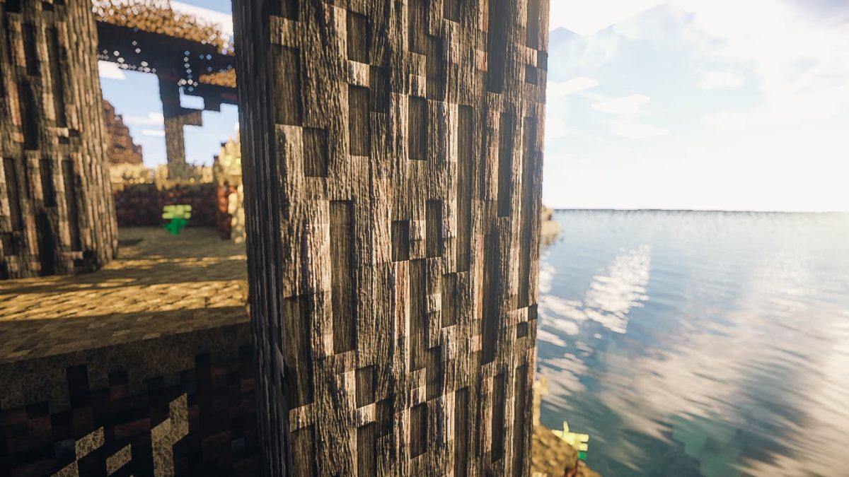 Pack de Ressources Realistico : des textures en HD • Minecraft.fr