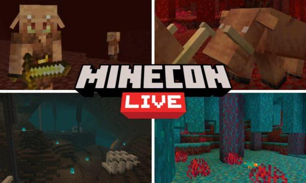 Minecon Live 2019 : Le recap