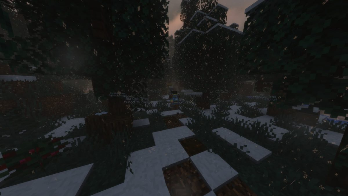 Sleepless Night Map Minecraft Chemin