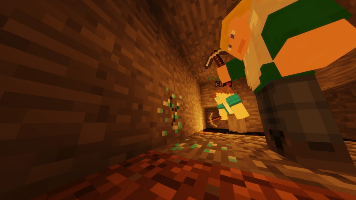UHC Ultimate Map Minecraft Mine diamant