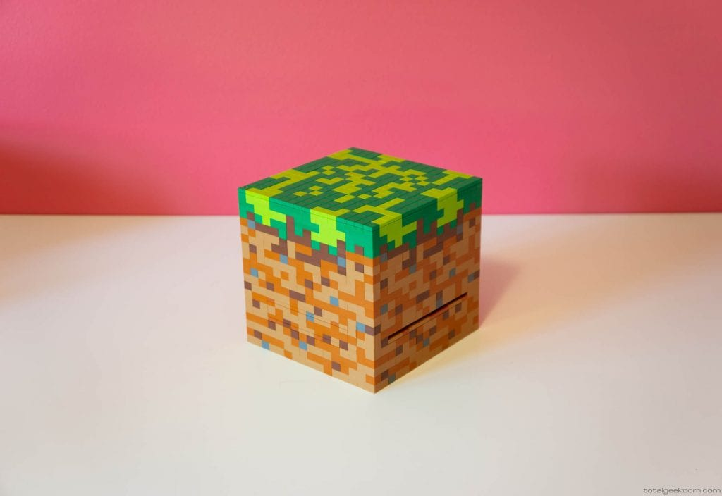 Boitier PC LEGO MInecraft