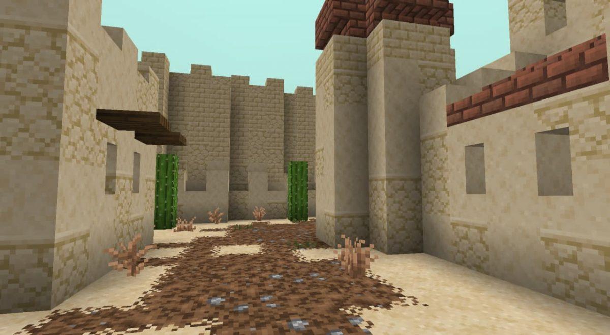 A Little Taste of Jerm : Un village dans le désert