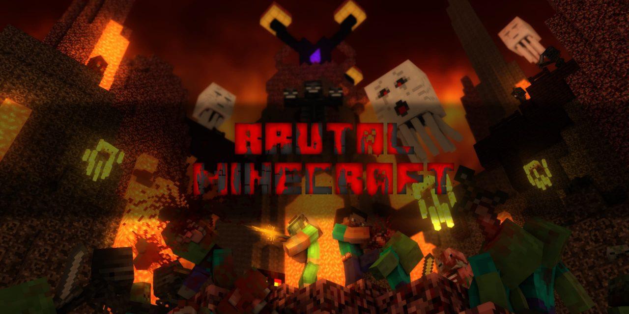 Brutal Minecraft : Mod pour Doom