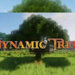 [Mod] Dynamic Trees – 1.7.10 → 1.12.2