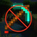 Un joueur termine Minecraft sans miner