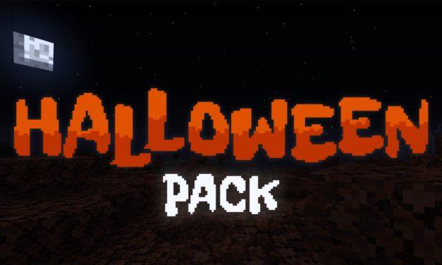 [Pack de Textures] Halloween Pack – 1.13 → 1.16