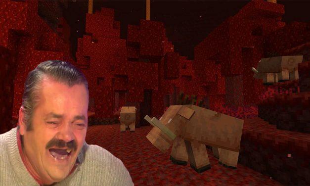 «Issou» sera-t-il le nom de la prochaine créature du Nether dans Minecraft ?