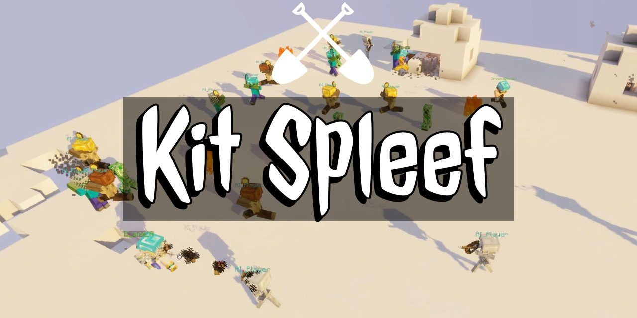 [Map] Kit Spleef – 1.8.9 → 1.15