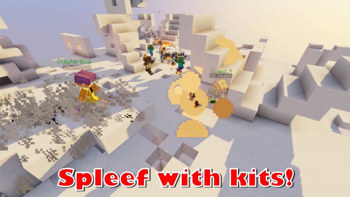 Personnalisez votre personnage avec des kits !