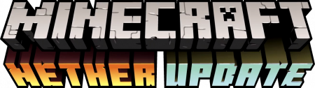 Nether update logo
