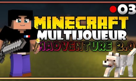 Madventure 2.0 : Minecraft Survival Multi by LYDEAD / Section FIVE