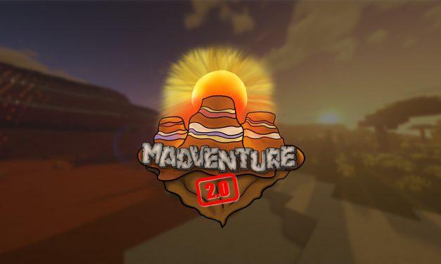 [Événement] Madventure 2.0 : Un évent Minecraft à ne pas manquer !