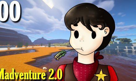 Madventure 2.0 – #00 : LANCEMENT DU SERVEUR !
