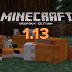 Minecraft Bedrock 1.13.0