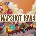 Minecraft 1.15 : Snapshot 19w40a – Bugs et perroquet
