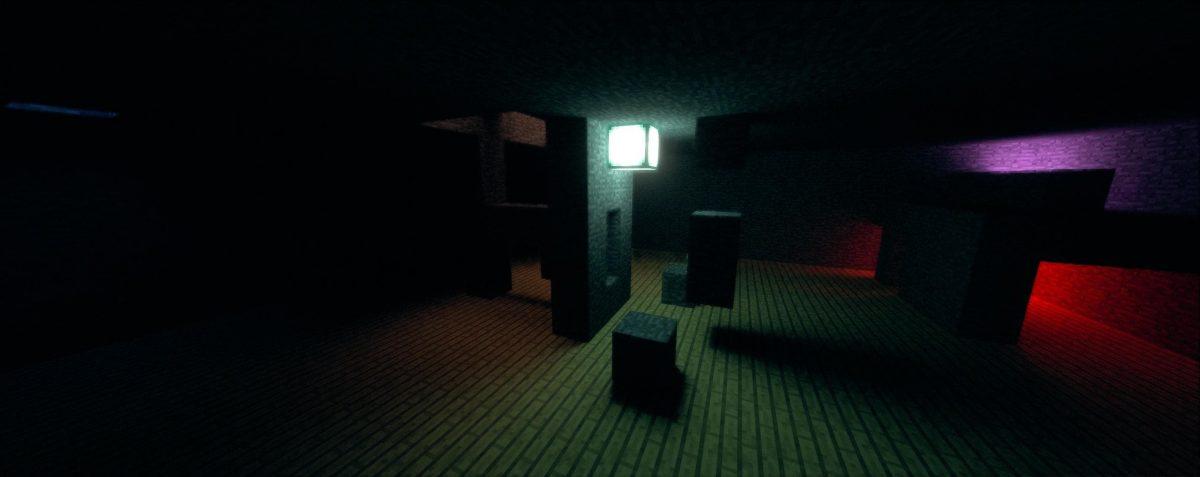Molly Shader : Lumière souterraine