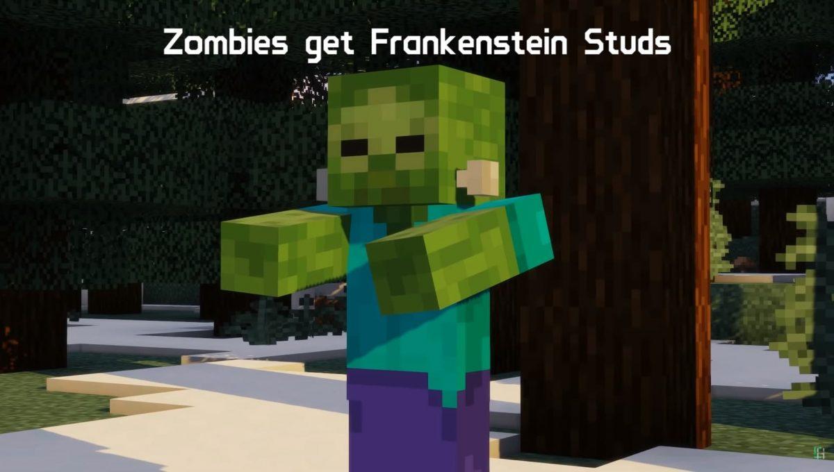 Packtober : Un zombie Frankeinstein