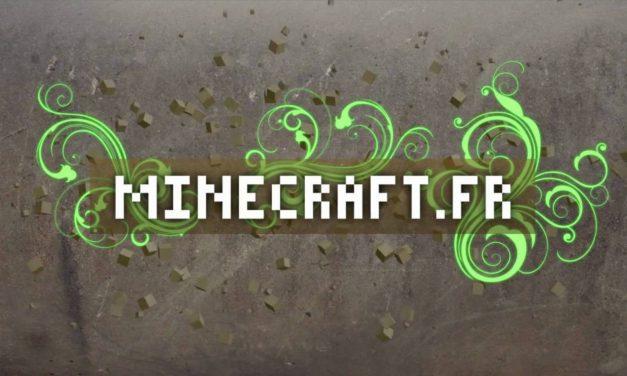 Retour du programme de partenariat de Minecraft.fr